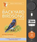 Backyard Birdsong Guide Western North America A Guide to Listening With Bird Sounds