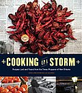 Cooking Up a Storm: Recipes Lost and Found from the Times-Picayune of New Orleans Cover