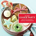 Very Merry Cookie Party: How to Plan and Host a Christmas Cookie Exchange Cover