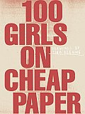 100 Girls On Cheap Paper Drawings By Tina Berning
