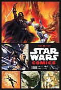 Star Wars Comics 100 Collectible Postcards