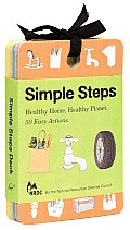 Nrdc: Simple Steps Deck: A Healthy Home. a Healthy Planet. 50 Easy Actions
