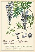 Plants and Their Application to Ornament Notecards