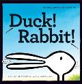 Duck! Rabbit! Cover