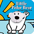 Little Polar Bear Finger Puppet Book [With Finger Puppets]