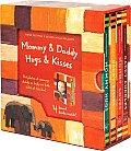 Mommy & Daddy Hugs & Kisses: Daddu Cuddles/Mommy Loves/Daddy Kisses/Mommy Hugs