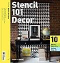 Stencil 101 Decor Customize Walls Floors