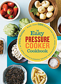The Easy Pressure Cooker Cookbook Cover