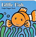 Little Fish Finger Puppet Book (Finger Puppet Books)