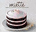 Miette Bakery Cookbook