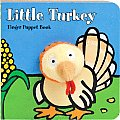 Little Turkey Finger Puppet Book
