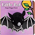 Little Bat Finger Puppet Book [With Finger Puppets] (Little Books)