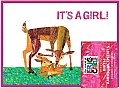 The World of Eric Carle(tm) It's a Girl! Birth Announcements