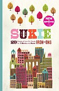 Sukie 20 Sheets of Iron On Decals for T Shirts & More