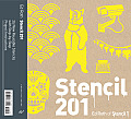 Stencil 201: 25 New Reusable Stencils with Step-By-Step Project Instructions Cover