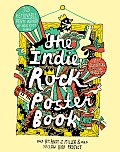 Indie Rock Poster Book Cover