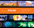 Art of Pixar 25th Anniv The Complete Color Scripts & Select Art from 25 Years of Animation