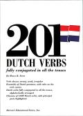 201 Dutch Verbs Cover