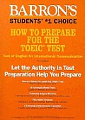 Barrons How To Prepare For The Toeic Tes