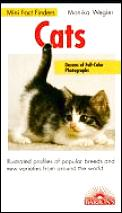Cats Mini Fact Finders
