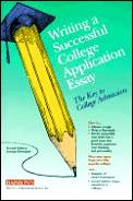 Writing A Successful College Application