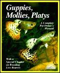 Guppies Mollies Platys & Other Live Bear