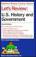 Let's Review: U. S. History & Government
