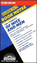 John Steinbeck's of Mice and Men (Barron's Book Notes)