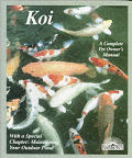 Koi Barrons Complete Pet Owners Manual