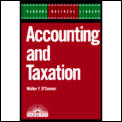 Accounting & Taxation Barrons Business