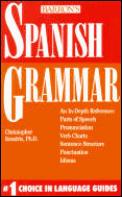 Barrons Spanish Grammar