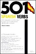 501 Spanish Verbs 3rd Edition