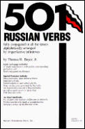 501 Russian Verbs Fully Conjugated
