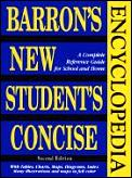 Barrons New Students Concise Encyclopedia 2nd Edition