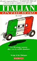 Italian On The Road Level 2 Book & Tapes