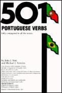 501 Portuguese Verbs 1st Edition
