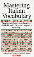 Mastering Italian Vocabulary