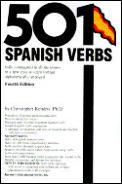 501 Spanish Verbs 4th Edition