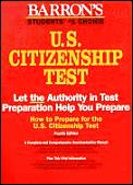 Barrons Us Citizenship Test How To Prep