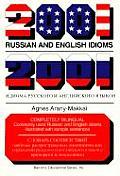 2001 Russian & English Idioms