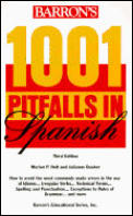 Barron's 1001 Pitfalls in Spanish (3RD 97 - Old Edition) Cover