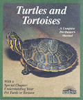 Turtles and Tortoises: Everything about Selection, Care, Nutrition, Breeding, and Behavior (Barron's Complete Pet Owner's Manuals)