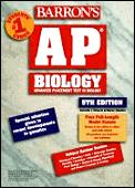Barrons Ap Biology 5th Edition 1997