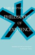 Philosophy of Existence (71 Edition)