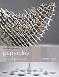 Paperclay: Art and Practice (New Ceramics) Cover