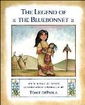 The Legend of the Bluebonnet Cover