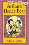 Arthur's Honey Bear Cover