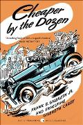 Cheaper by the Dozen (Perennial Classics) Cover