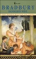 Dandelion Wine (Grand Master Editions) Cover