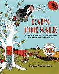 Caps for Sale (Reading Rainbow Book) Cover